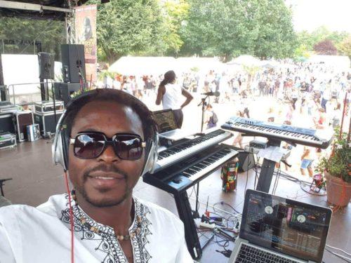 Afrika Tag in Düsseldorf