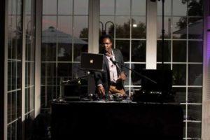DJ Fidel in legt in Gelsenkirchen auf